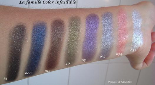 color infaillible l oréal