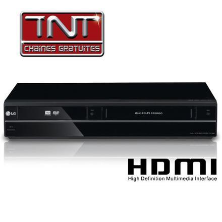 combiné lecteur-enregistreur dvd / disque dur