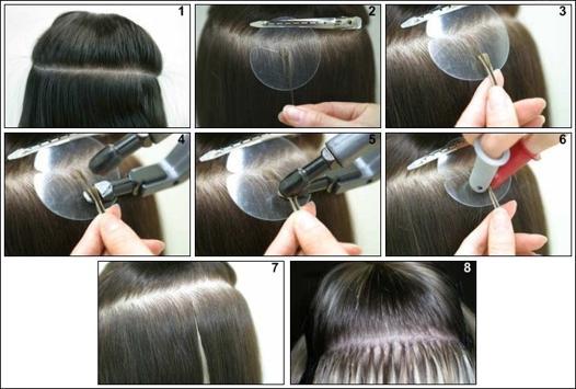 comment faire la kératine pour cheveux