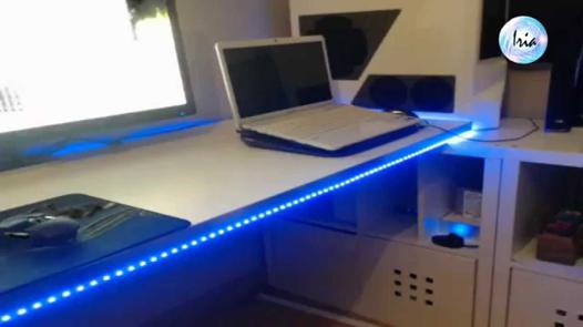 comment faire un bureau gamer
