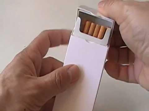 comment faire un etui a cigarette