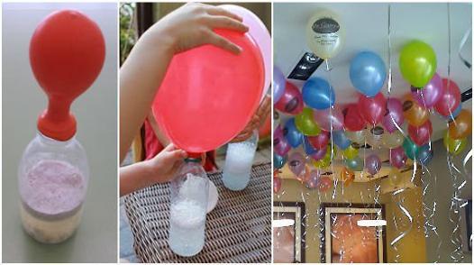 comment gonfler ballon sans hélium