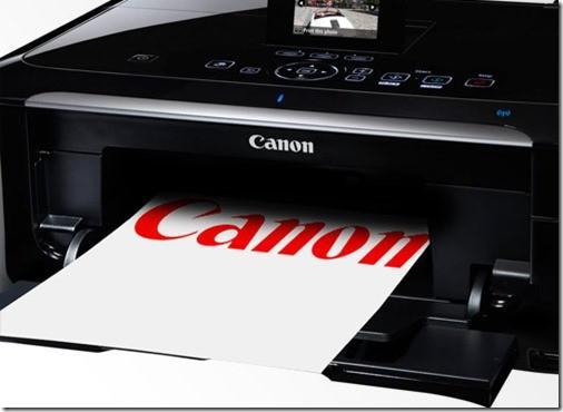 comment installer une imprimante canon