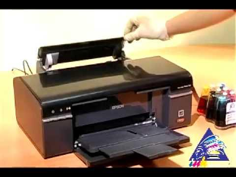comment nettoyer les tetes d'imprimante epson