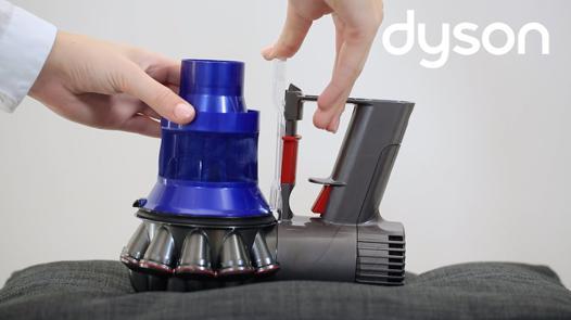 comment nettoyer un dyson