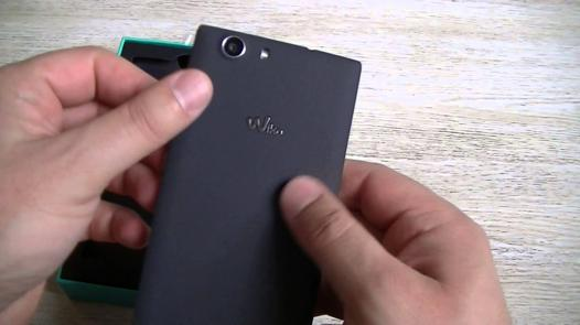 comment ouvrir portable wiko