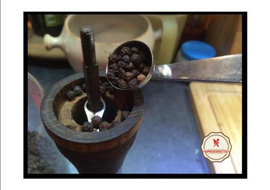 comment remplir un moulin a poivre