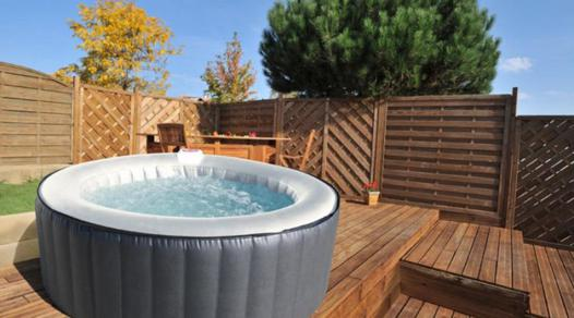 comment reparer un spa gonflable