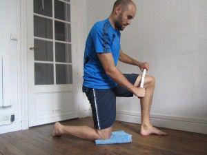 comment utiliser un baton de massage
