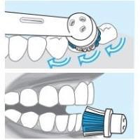 comment utiliser une brosse à dent électrique