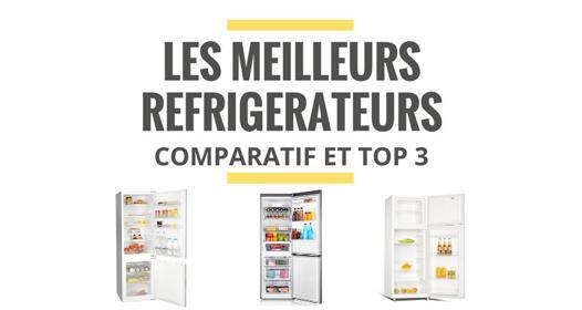 comparer refrigerateur