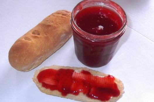 confiture au cooking chef