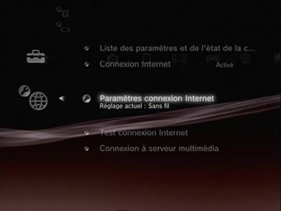 connecter une ps3 en wifi