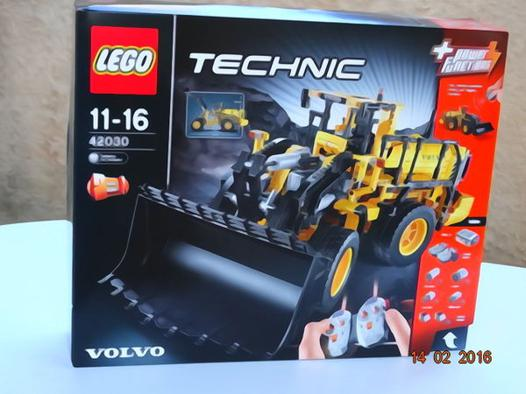 baril lego technic