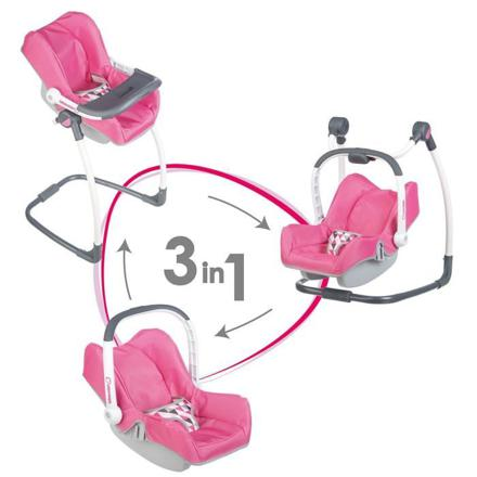 chaise haute bebe confort smoby
