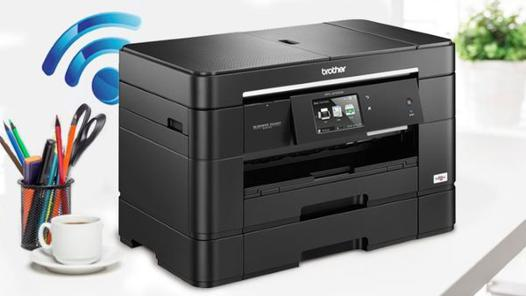 connexion wifi imprimante
