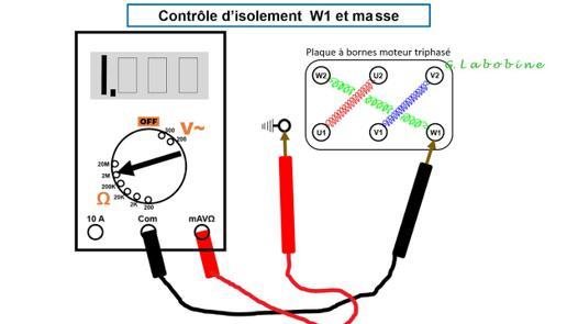 controle moteur electrique 220v