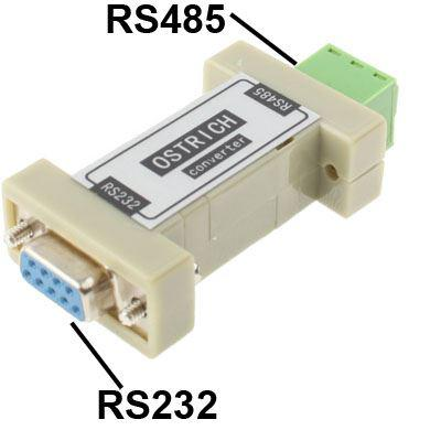 convertisseur rs232