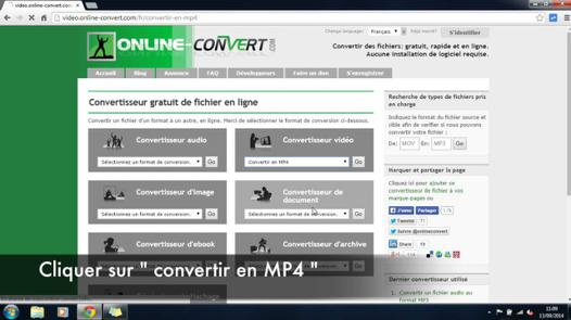 convertisseur video avi en ligne