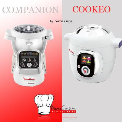 cookeo companion