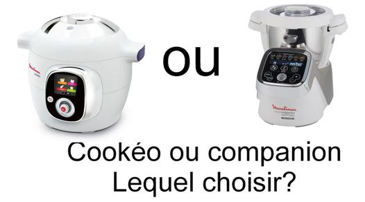 cookeo ou companion