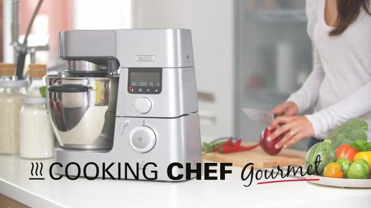 cooking chef gourmet de kenwood