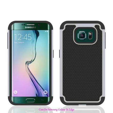 coque antichoc s6 edge