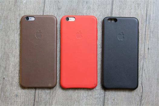 coque apple cuir