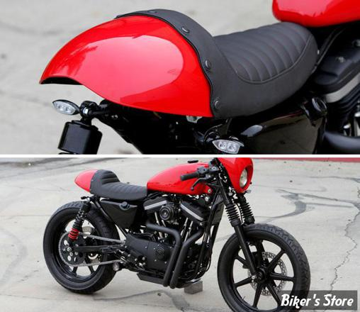 coque arriere moto cafe racer