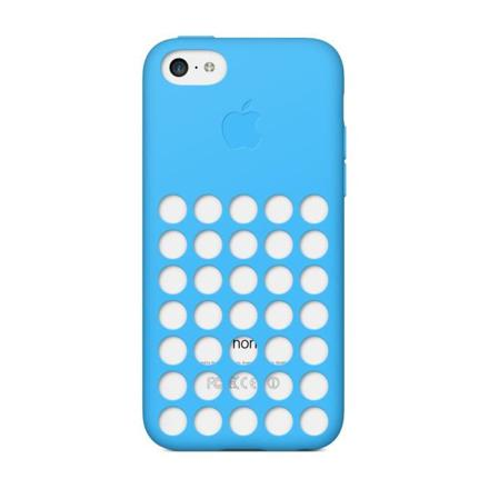 coque bleu iphone 5c
