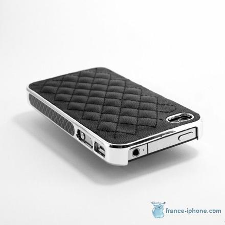 coque iphone 4s cuir