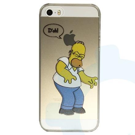 coque iphone 5 simpson
