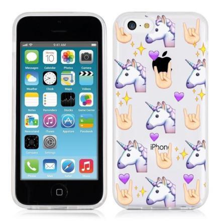 coque iphone 5c licorne