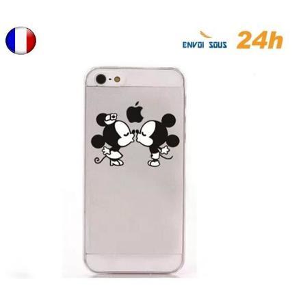 coque iphone 5c mickey et minnie
