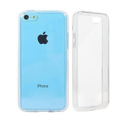 coque iphone 5c transparente silicone
