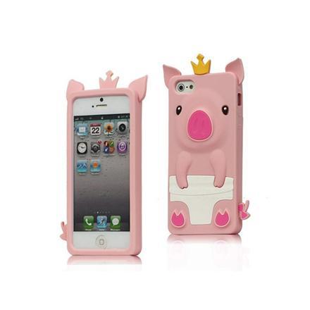 coque iphone 5s cochon