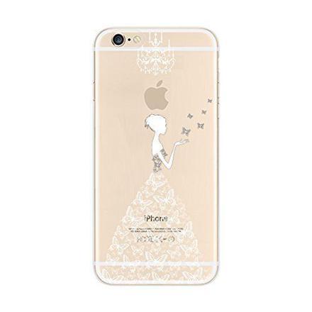 coque iphone 5s transparente motif