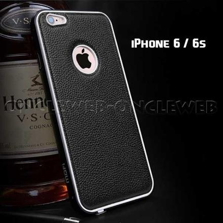 coque iphone 6 cuir luxe