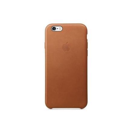 coque iphone 6 cuir marron