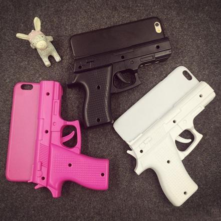 coque iphone 6 plus pistolet