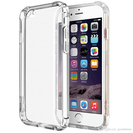 coque iphone 6 silicone transparent