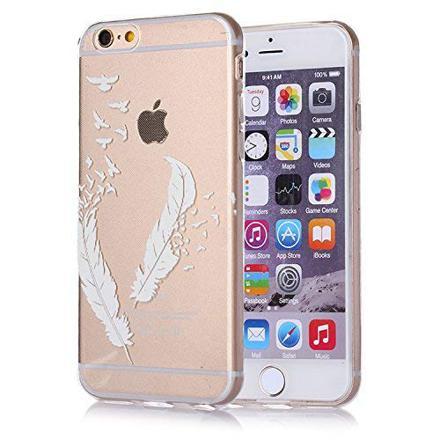 coque iphone 6 transparente motif