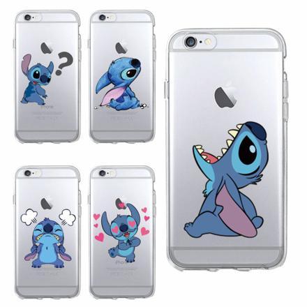 coque iphone 6s plus stitch