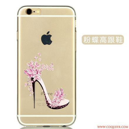 coque iphone 6s silicone souple