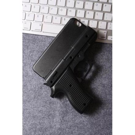 coque iphone se pistolet
