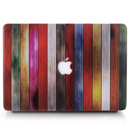 coque macbook pro bois