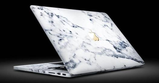 coque marbre macbook pro 13