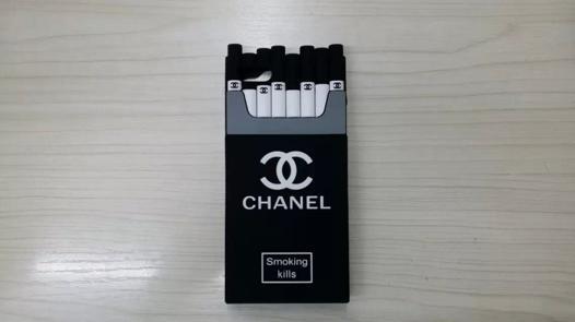 coque pour paquet de cigarette