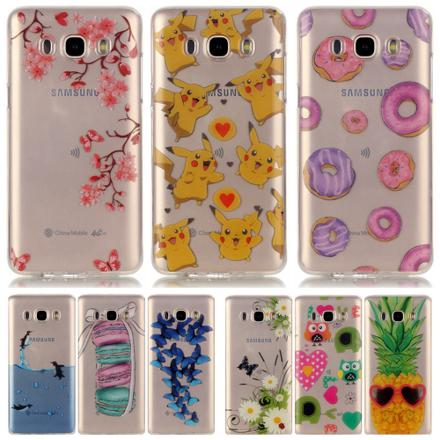coque silicone galaxy j7