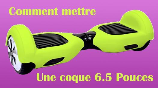coque silicone hoverboard 6.5
